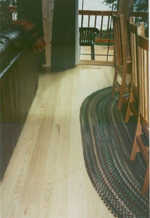 "Country Ash Kitchen, 3-6"" wide, 3-9' long"