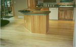 Another Ash kitchen, great compliment to natural lighting