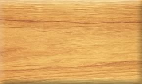 Hickory sample board
