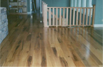 "Red Maple ""Farmhouse"" style loft, small knots, 6-9"" nom widths, 3-9' lengths"