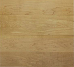 Maple williamsburg panel, 3-6in clear, and up to 12' long