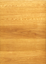White Oak Panel - Williamsburg/Select - clear and brilliant