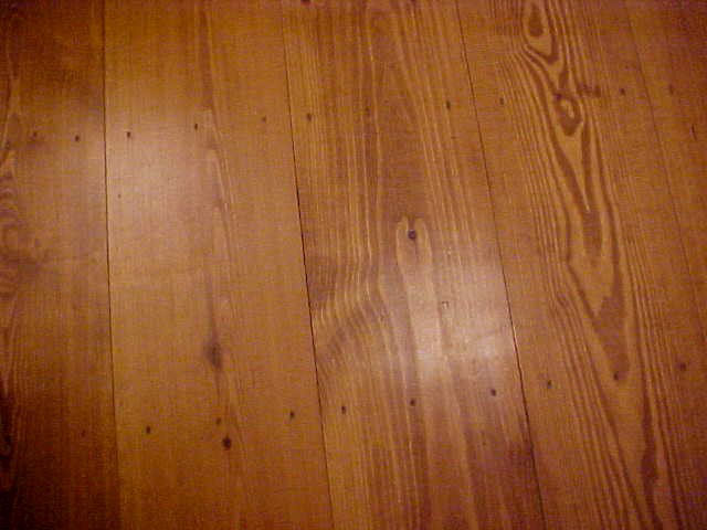 Wide Plank Eastern White Pine, 6-8-10 tung oil finish